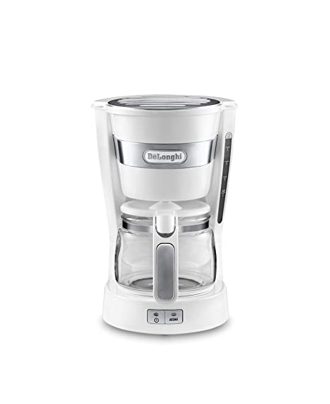 Amazon.com: DeLonghi Drip coffee maker icm14011j, Blanco ...