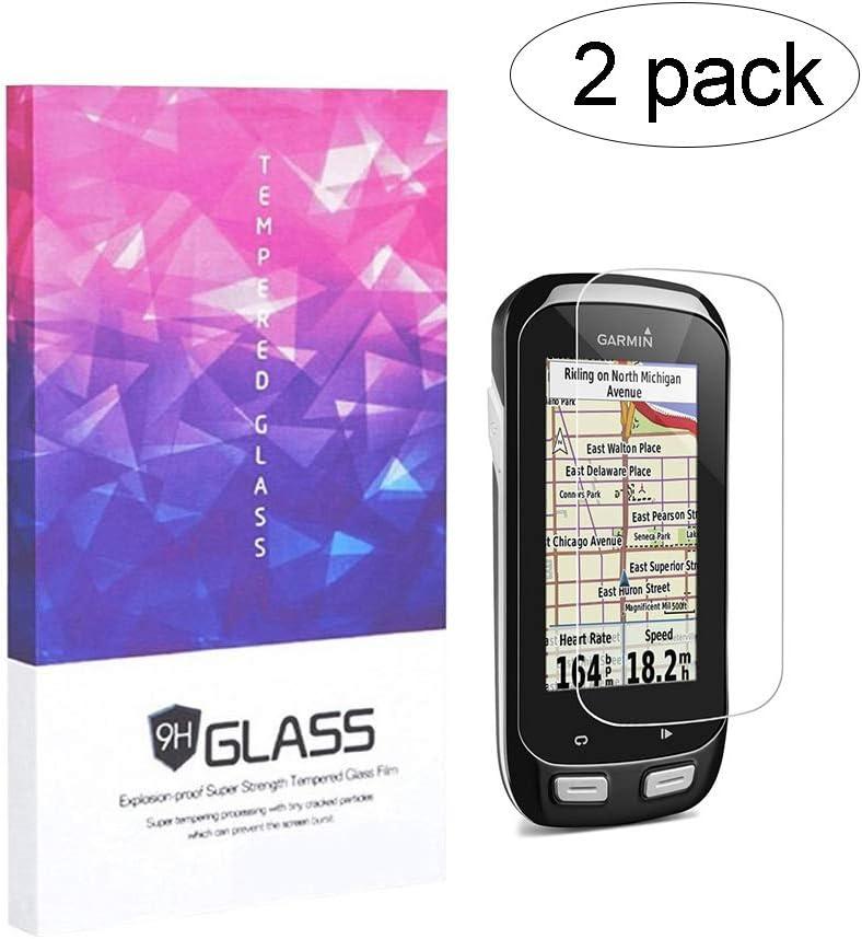 BECEMURU Garmin Edge 1000 - Protector de pantalla para Garmin Edge 1000 Smartwatch (2 unidades): Amazon.es: Electrónica