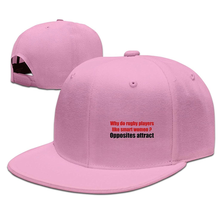 Custom Unisex Adjustable Sports Rugby 31 E Snapback Flat Baseball Hat One Size
