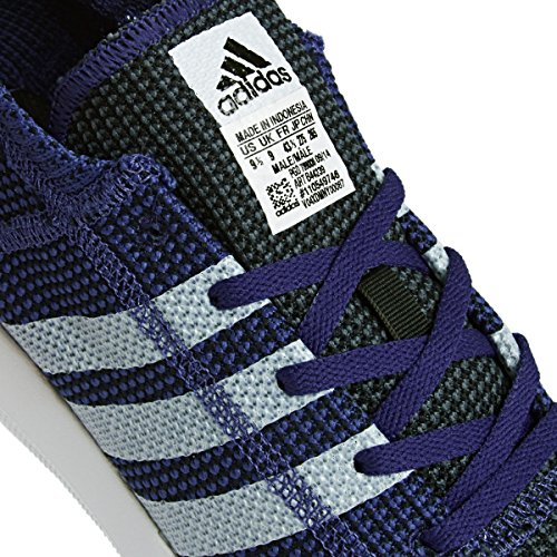 Blue Adidas Tricot Refine Trainers Black Element IIBzqv