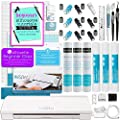 Silhouette Cameo 3 Pro Bundle for Home Business; Includes Blades, Mats, Vinyl, Etching Cream, and More