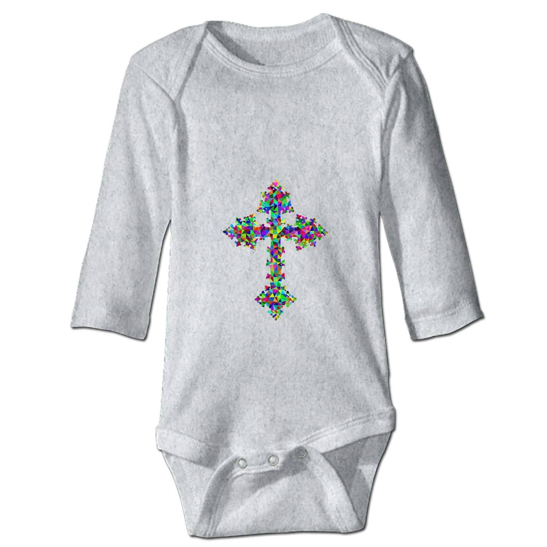 WilBstrn Newborn Baby Onesie A Brighter Tomorrow Print Romper Bodysuit