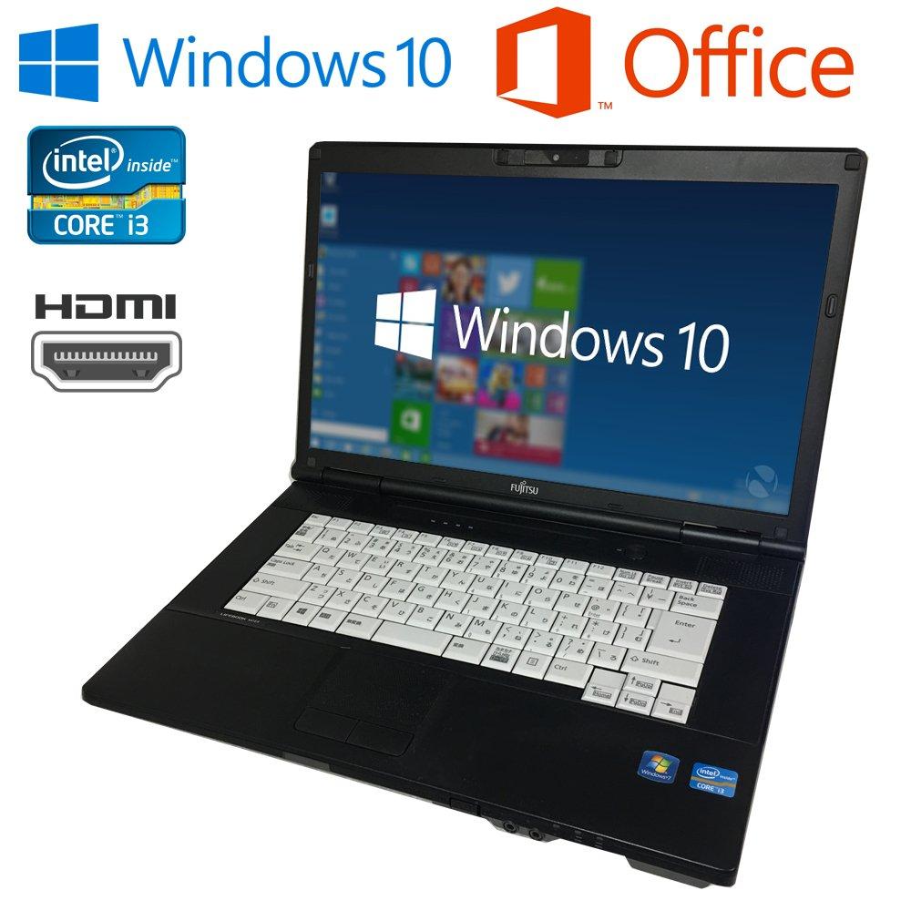本物 富士通 A572/F【Microsoft【Microsoft Office2016搭載/最新OS Win10搭載 B07CZBDBGZ/三世代Corei3(3110M)2.4GHz A572/F/メモリ4GB/SSD128GB/15.6インチ液晶/無線LAN付/DVD-ROM】中古ノートパソコン B07CZBDBGZ, ハスヌマムラ:e4bc8c8c --- arianechie.dominiotemporario.com
