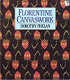 img - for Florentine Canvaswork book / textbook / text book