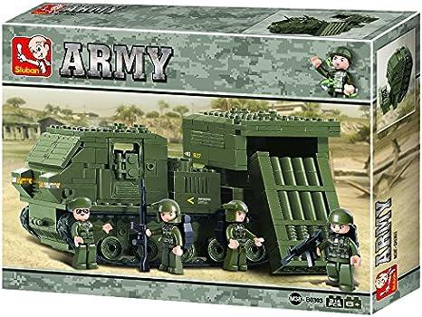 Sluban Army Series Rocket Launcher toy set NEW Building Block Bricks