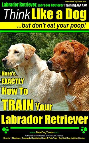 Labrador Retriever, Labrador Retriever Training AAA AKC: |Think Like a Dog ~ But Don