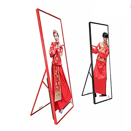 Amazon LED Poster Advertising Led Display P4040Indoor Led Extraordinary Poster Display Stands Rental