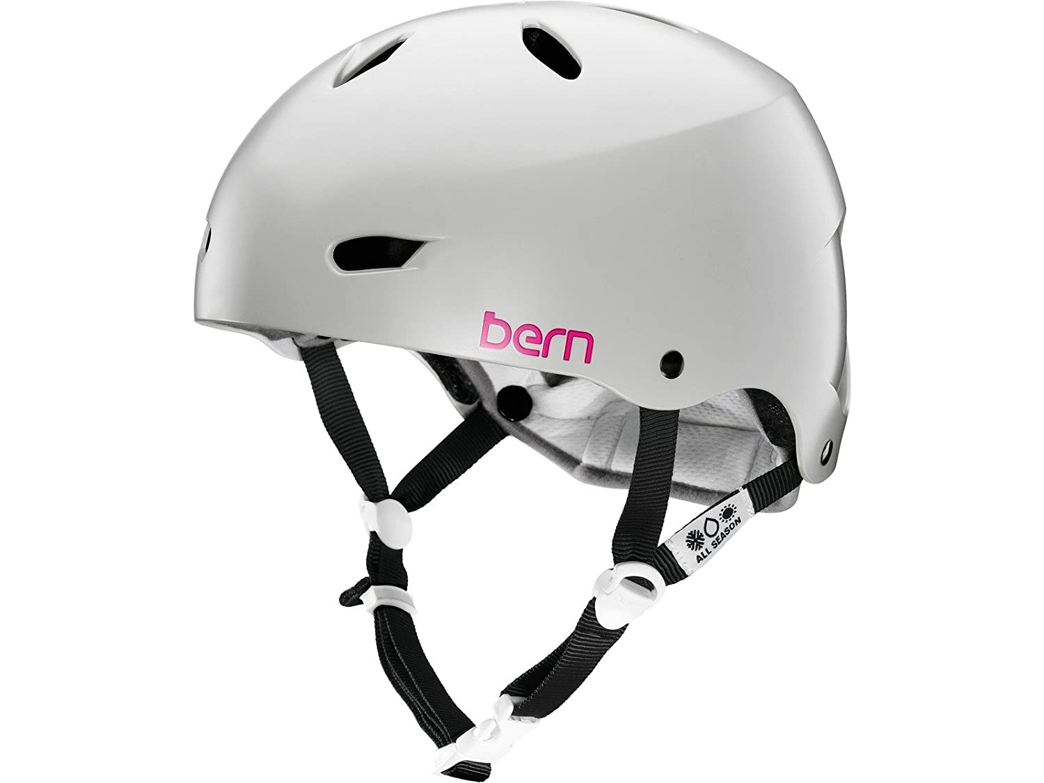 Bern Damen Helm Brighton EPS Thin Shell