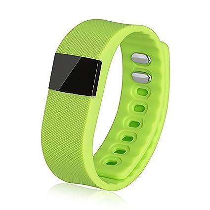 Amazon.com: Snowleopard tw64 Bluetooth SmartBand Smart Watch ...