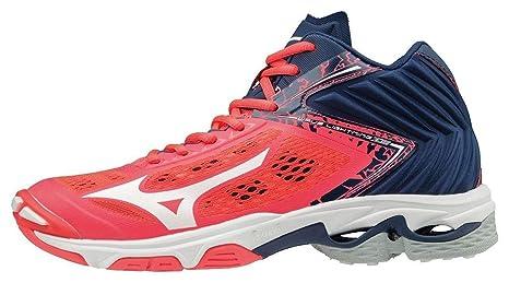 Volley Fiery Mid Mizuno 01 Wave Lightning Z5 37 Donna Eu Coral Scarpa 7qvvwXr5