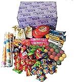 Toot Sweets Mega Sweet Box Bubblegum Sweets Hamper Gift Box