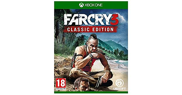 far cry 3 classic edition xbox one x