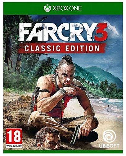 Amazon Com Far Cry 3 Classic Edition Xbox One Video Games