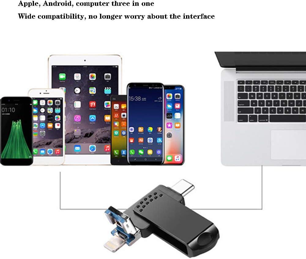 Tablet Samsung Galaxy Etc,Fashionsilver,64G MacBook Chromebook Pixel Lee Lam Flash Drive 3 0 USB C Flash Drive Thumb Drive High Speed Dual Memory Stick Jump Drive for Type-C Smartphone