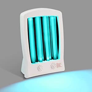 Topcare Sun Home Tanning Lamp Face and Body Light Therapy Simulate Natural Sunlight Portable Material machine