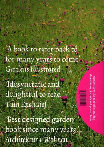 henk gerritsen essay on gardening The gardens were made by henk gerritsen and the anton schlepers, guided by mien ruys gaden design philosophy of 'a wild planting in a strong design' and remembering the beautiful flower meadows of central and southern europe.