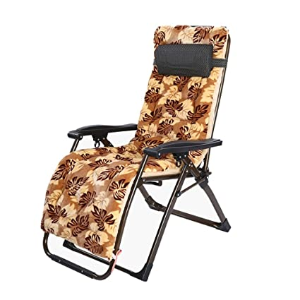 Amazon.com: Silla reclinable plegable para patio, jardín ...