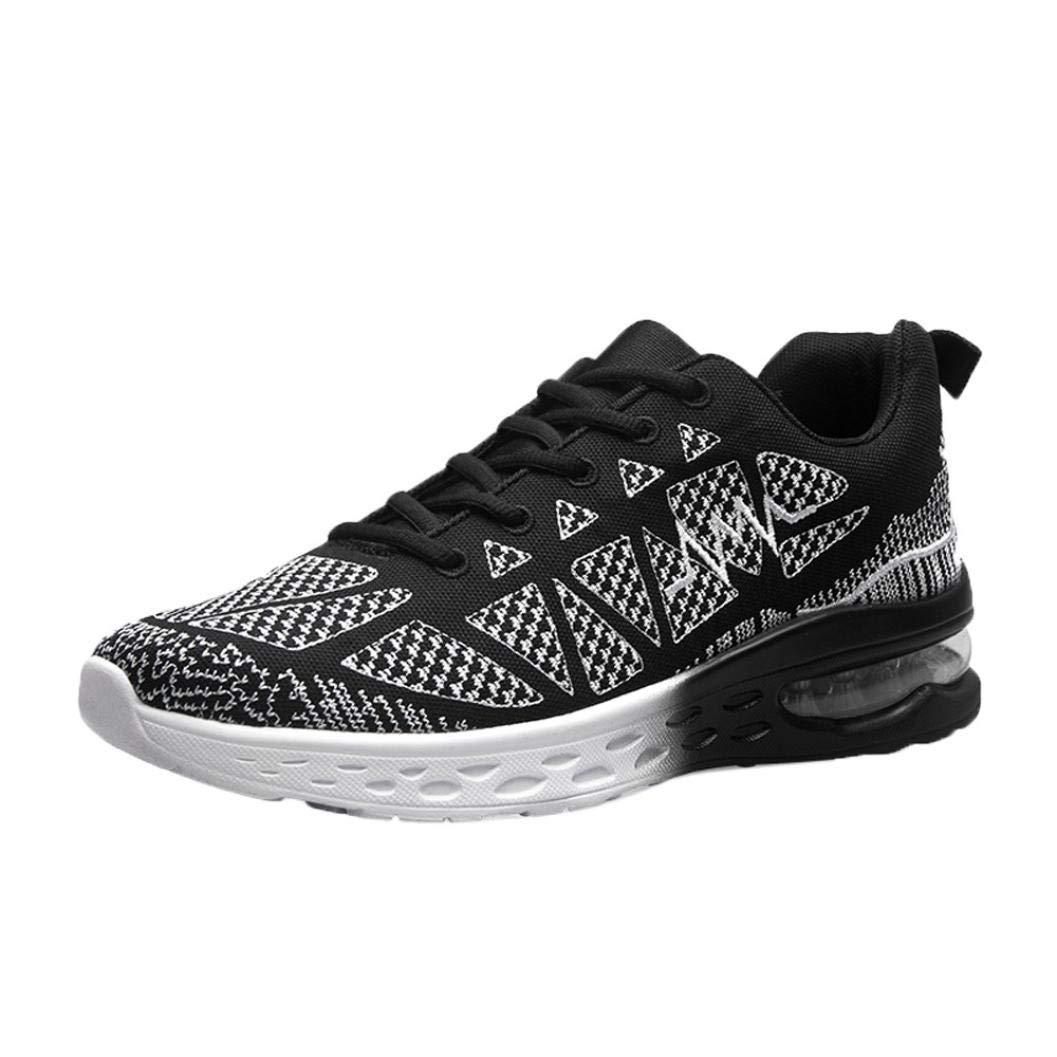 Zapatos Hombre,Hombres Mujeres Transpirables Deporte Deportivo Zapatos otoño Invierno Zapatillas de Correr al Aire Libre
