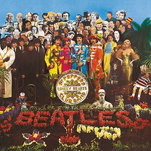 Music : Sgt. Pepper's Lonely Hearts Club Band [4 CD/DVD/Blu-ray Combo][Super Deluxe Ed