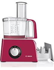 Bosch MCM42024 - Procesador de alimentos con accesorios, 800 W, capacidad 1,25