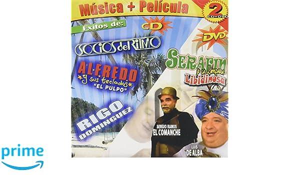 Exitos de/Serafin Y la Lampara: Socios Del Ritmo, Alfredo El Pu: Amazon.es: Música