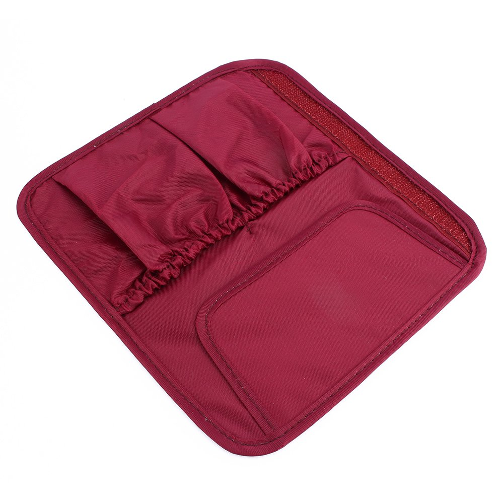 Bolsa de equipaje organizador cubo de viaje embalaje de maquillaje bolsa estuche para art/ículo de tocador y cosm/ética P/úrpura