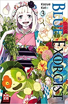 Book Blue Exorcist 03