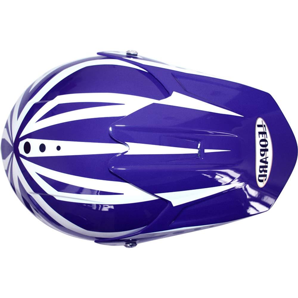 Butterfly S Leopard LEO-X18 Children Motorbike Helmet KIDS Motocross BMX Dirt Bike ATV Helmet 49-50cm