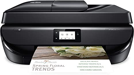Amazon.com: HP OfficeJet 5255 Impresora inalámbrica todo en ...