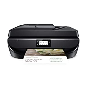 Amazon.com: HP OfficeJet 5255 Wireless All-in-One Printer ...