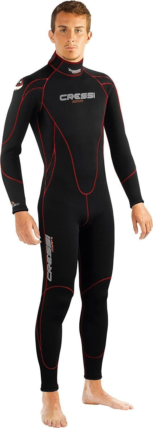 Cressi Full Diving Snorkeling Men s and Ladies Wetsuit 2.5mm in Premium High Stretch Neoprene Maya Designed in Italy