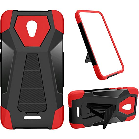 Phone Case for Tracfone Alcatel Raven A574BL, Alcatel Verso, Alcatel  idealXCITE, Ideal-Xcite/Alcatel Cameo-X (5