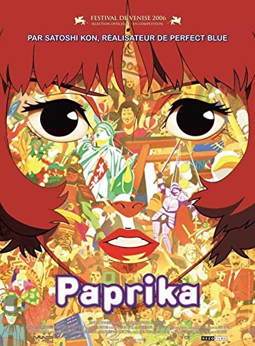 Paprika Poster Movie French