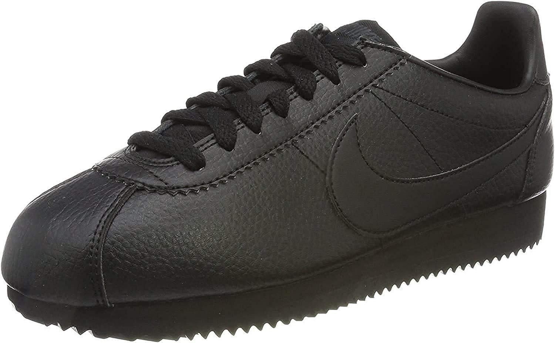 NIKE Classic Cortez Leather, Zapatillas de Deporte Unisex Adulto