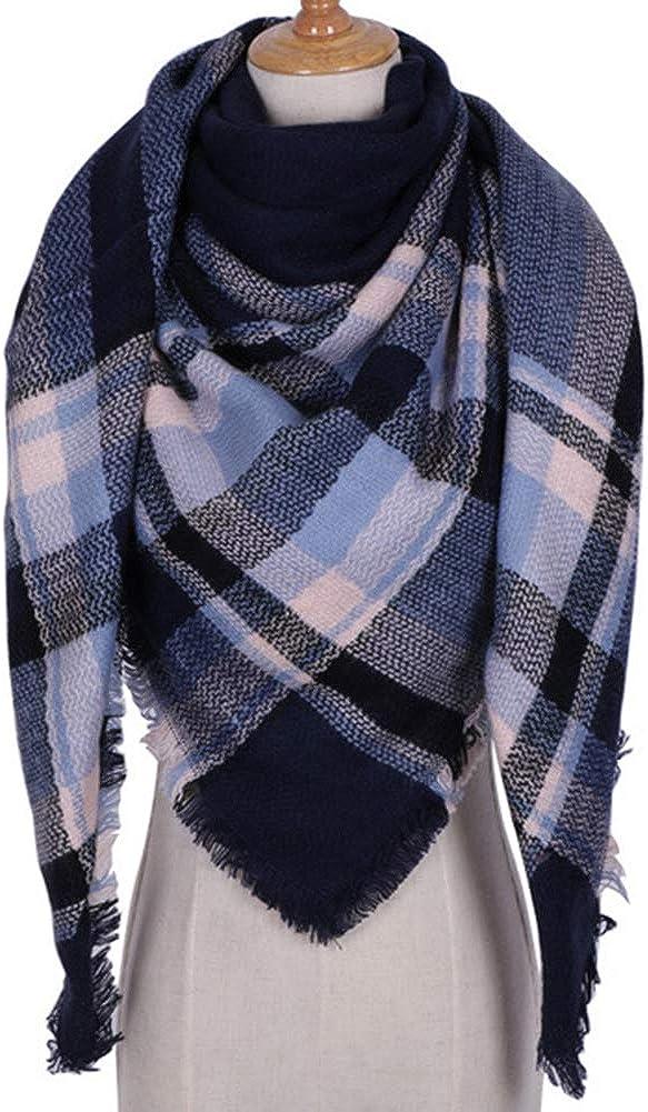 Blanket Scarf Fall Winter...