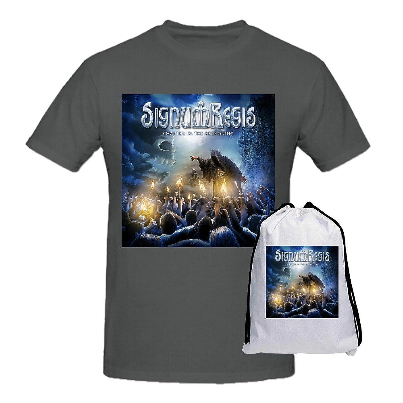 Signum Regis Chapter Iv The Reckoning Men Printed T Shirts O Neck