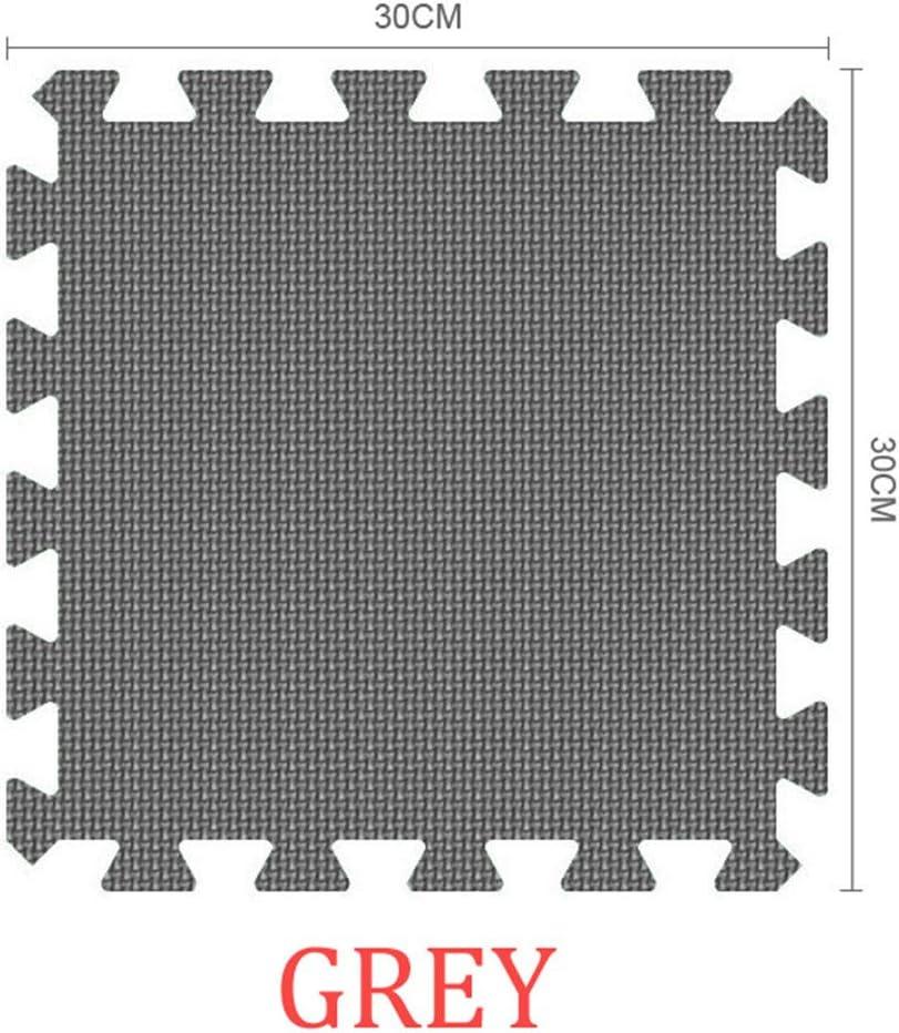 Cozylkx Baby Foam Play Mat Black,24 Tiles 11.8 x 11.8 Inch Puzzle Exercise Mat EVA Foam Interlocking Floor Tiles for Protective /& Nursery