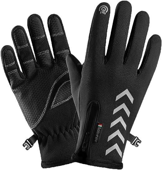 Winter Warm Waterproof Touch Screen Gloves Cycling Hiking Sports Men Women Glove