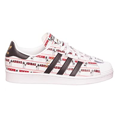adidas Superstar NIGO Bearfoot Hommes Trainers