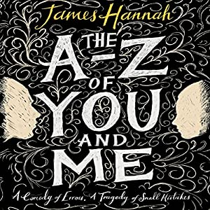 The A to Z of You and Me Audiobook