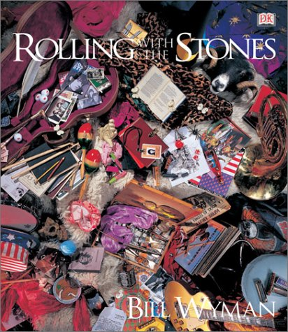 Book cover for Rolling With The Stones