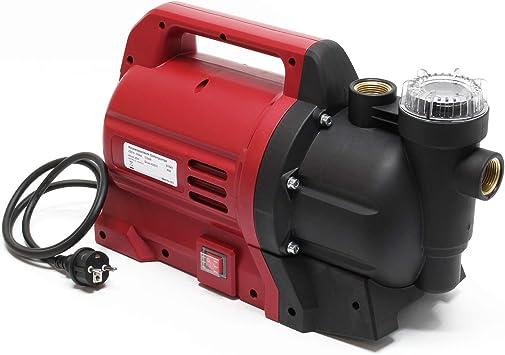 Bomba centrífuga para grupo de presión 1100W 4200l/h Bomba jardín Bomba de agua Suministro doméstico: Amazon.es: Bricolaje y herramientas