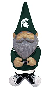 Team Sports America Michigan State University Garden Gnome