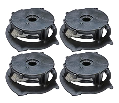 Ryobi 310816006 Pack of 2 Fuel Cap Assemblies