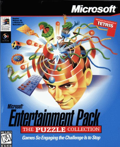 Microsoft Entertainment Pack Puzzle Collection PC
