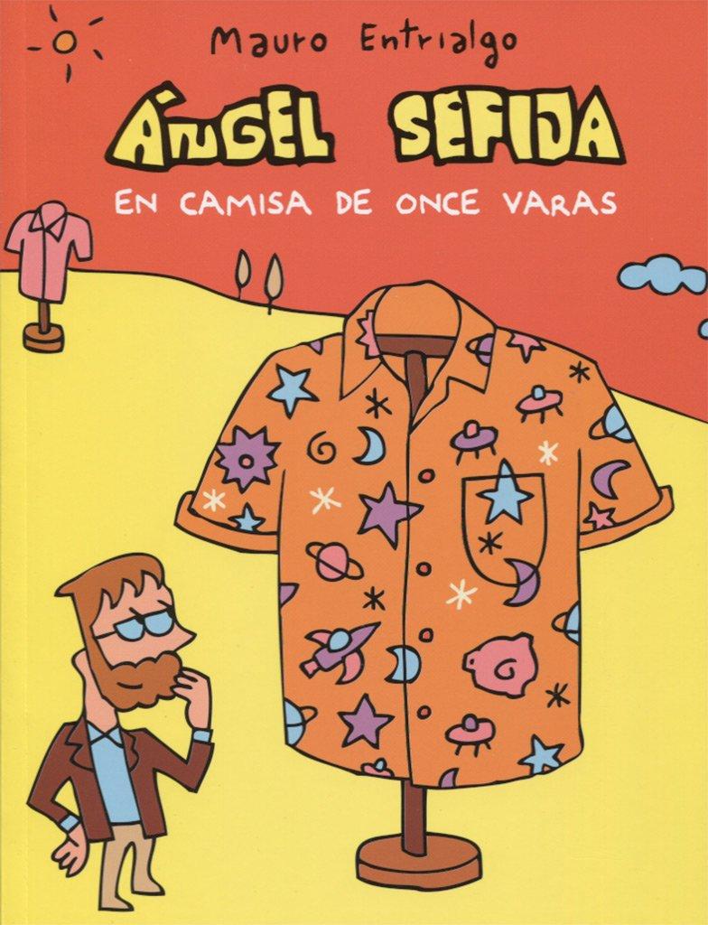Angel Sefija en camisa de once varas (Kili Kili) : Mauro ...