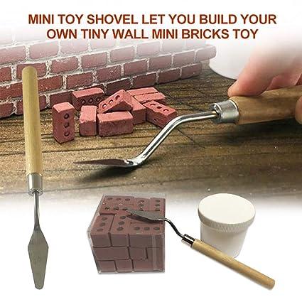 Lukame Mini Pala Giocattolo Costruire Mini Giocattolo Giocattolo Da Costruzione In Mattoni