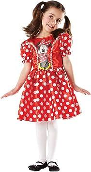 Minnie Disfraz de ratón para niño (5 años): Amazon.es: Juguetes y ...