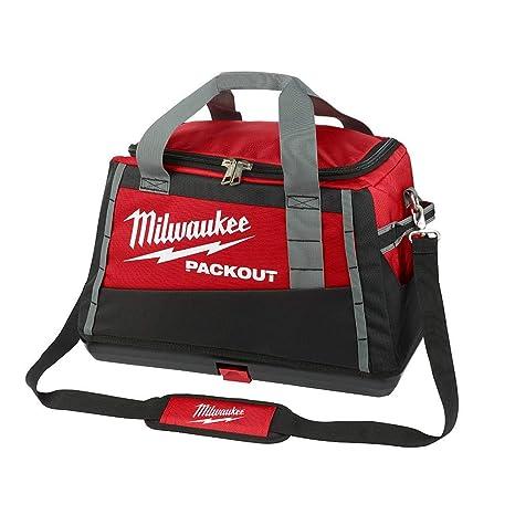 Amazon.com: Milwaukee 20.0 in. PACKOUT - Bolsa de ...
