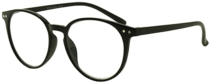 dca948b4647 Original Classic Round Vintage Prescription Magnification Reader Eye Glasses  Rx Power Strength +150 +175